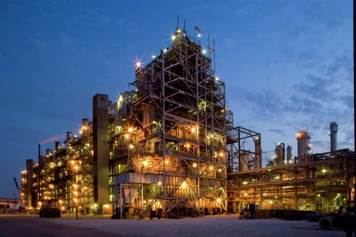 LyondellBasell operates this chemical plant in Channelview. (LyondellBasell photo)