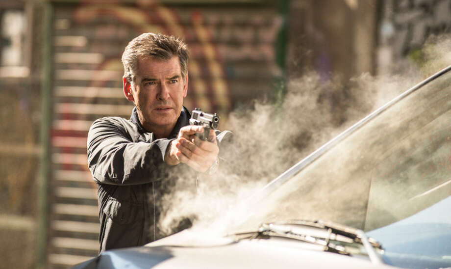 "Pierce Brosnan is an ex-spy called back to action in ""November Man."" Photo: Aleksandar Letic, ? 2014 No Spies, LLC. All Rights Reserved. / ? 2014 No Spies, LLC. All Rights Reserved."