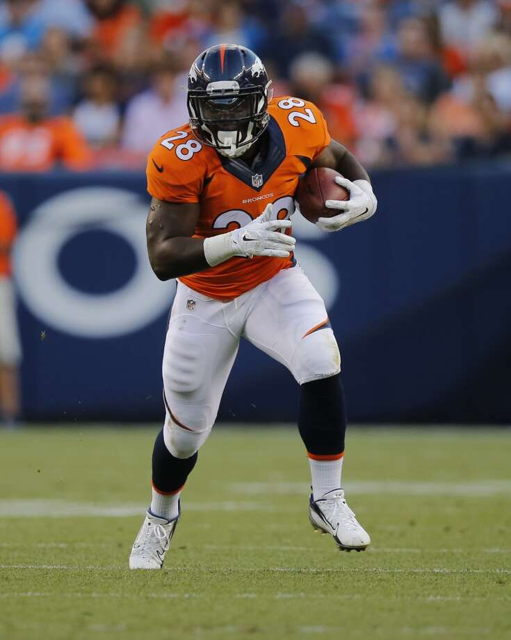 Target  Montee Ball, RB, Denver Broncos  (ESPN ADP: 26.8; Yahoo! ADP: 13.0)  Knowshon Moreno is gone and that means Ball will be a featured back, and with all eyes on Peyton Manning, the 23 year old should find room to run. Photo: Jack Dempsey, Associated Press