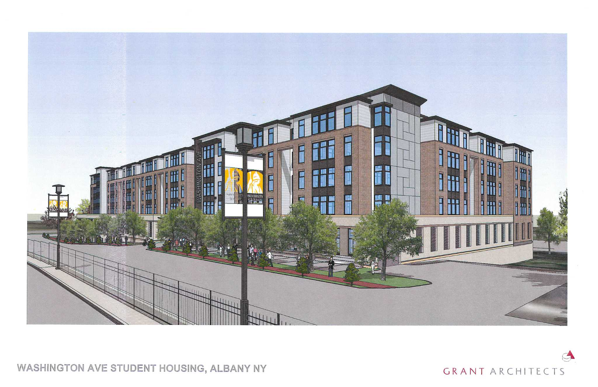Private dorm proposed near UAlbany Times Union