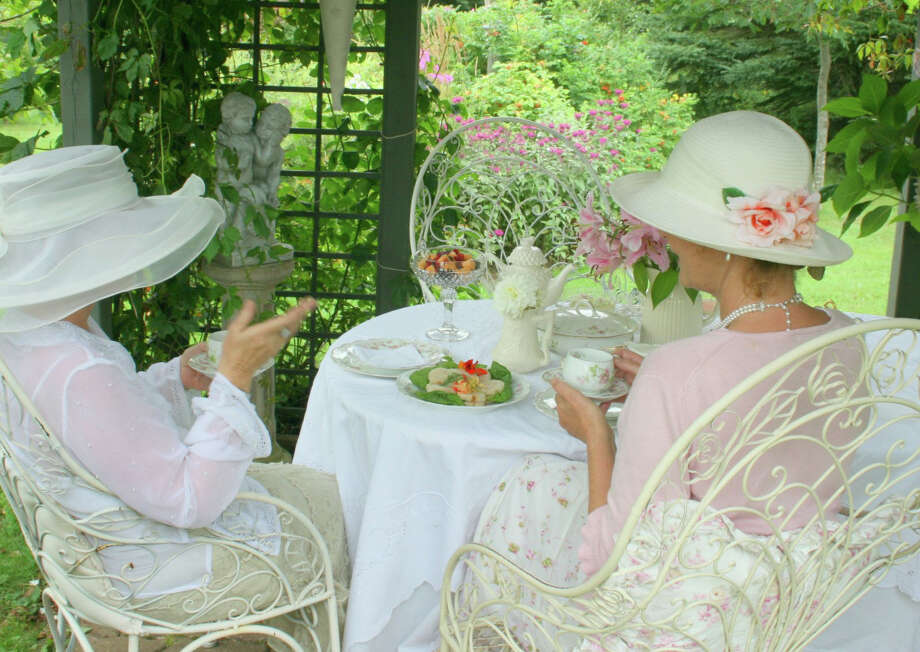 The End-of-Summer Tea will be served at the Darien Community Association, 274 Middlesex Road, Thursday, Sept. 11, during the annual open house. Photo: Contributed Photo, Contributed / Darien News