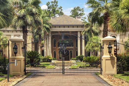 Mediterranean style palace for sale in houston houston Mediterranean style homes houston