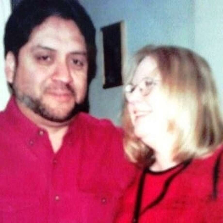 Vickie Castilleja and her late husband Rick. Photo: Courtesy Photo