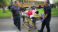 State investigating school bus crash - Photo