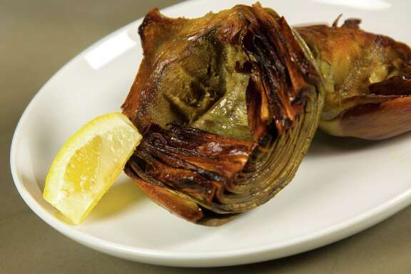A roasted artichoke can be intimidating.