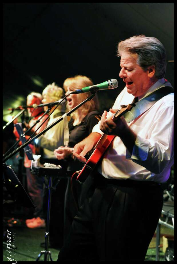 The members of Panacea, a band that first won fans in the late 1960s and 1970s, will reunite for a performance on Sunday, Aug. 31, 2014, from 4 to 7:30 p.m. at Dickinson Memorial Park in Newtown, Conn. The members will play with the bands Eclipse and Manny Pavone. For more information, visit http://on.fb.me/1vHlGPV. Photo: Gail Corrow, Contributed Photo / Stamford Advocate Contributed photo