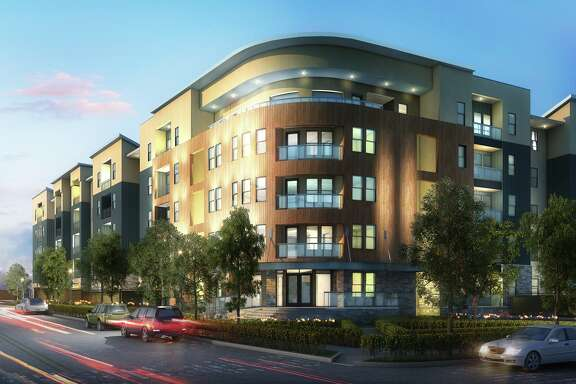 """The Vue at MacGregor by Dallas-based Fountain Residential Partners  was slated to open in fall 2014. The developers market the project as the f""""first privately owned off-campus community"""" near the University of Houston."""