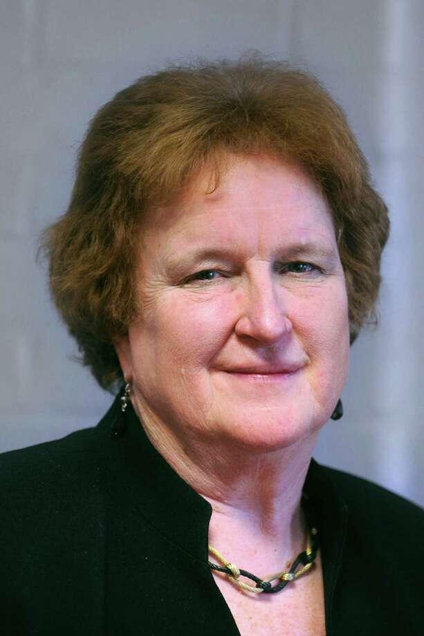 Frances M. Rabinowitz, interim Superintendent of Schools in Bridgeport, Conn. Photo: Autumn Driscoll / Connecticut Post