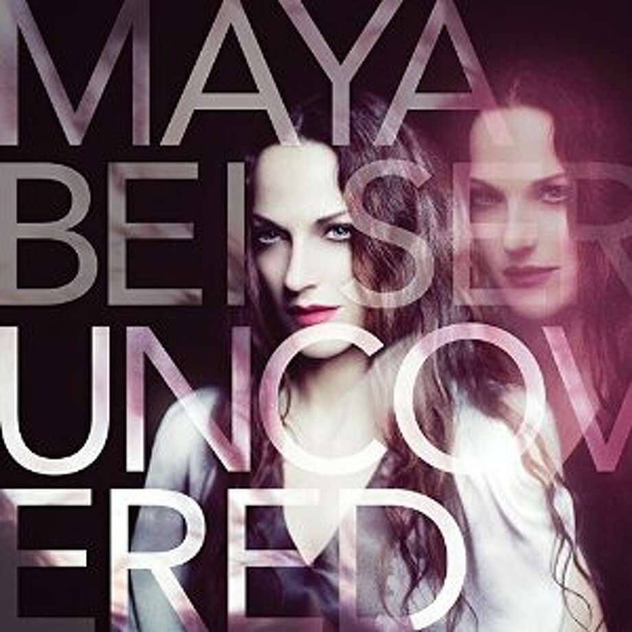 """cd cover """"Uncovered"""" by Maya Beiser Photo: Innova / Innova / ONLINE_YES"""