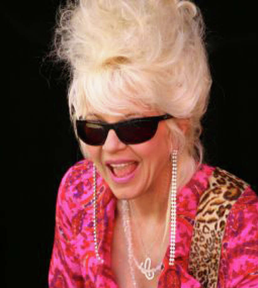 Christine Ohlman will perform Friday at the Fairfield Theatre Company. Photo: Contributed Photo / Fairfield Citizen