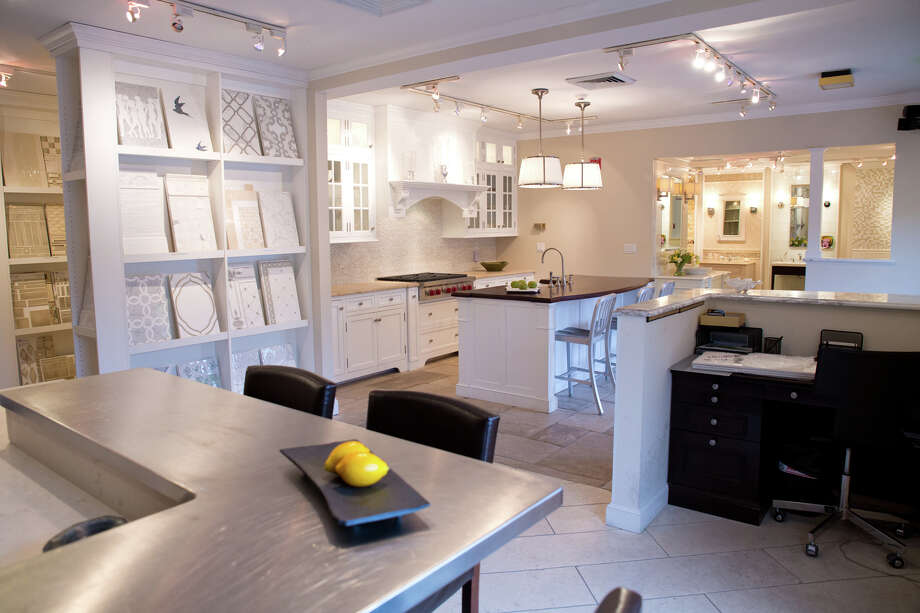 Attractive The New Showroom At Karen Breckmyer Home Includes Kitchen  And Bath Design  Products In
