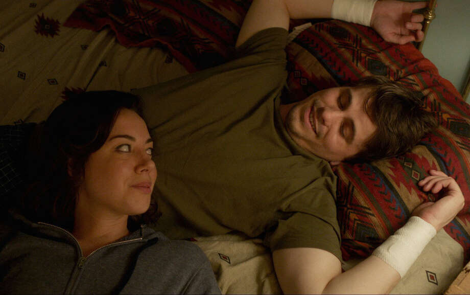 "Aubrey Plaza and Jason Ritter star in ""About Alex."" Photo: McClatchy-Tribune News Service / MCT"