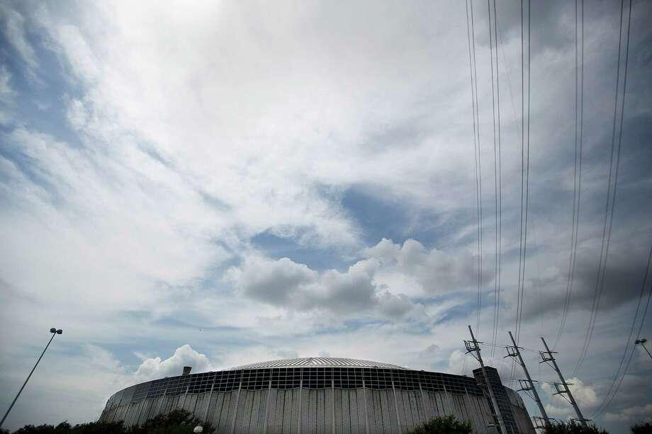 The Astrodome. Photo: Johnny Hanson, Houston Chronicle / © 2014  Houston Chronicle