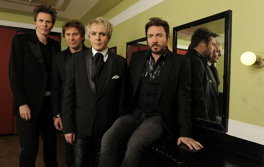 British rock band Duran Duran - John Taylor (left), Roger Taylor, Nick Rhodes and Simon LeBon - is working on an album of new material for 2015. Photo: Chris Pizzello, Associated Press