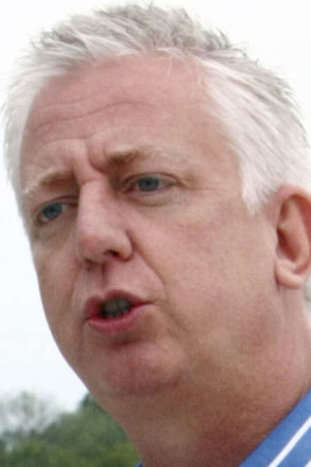 Gordon Hartman says the city is serious about looking at expansion into MLS. / San Antonio Express-News