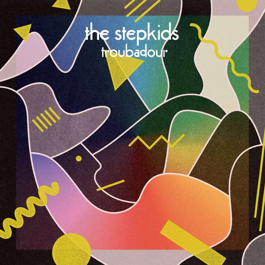 """Bridgeport trio The Stepkids have released their sophomore album, """"Troubadour,"""" a collection of genre-defying songs that chronicles the odyssey of an insecure entertainer."""