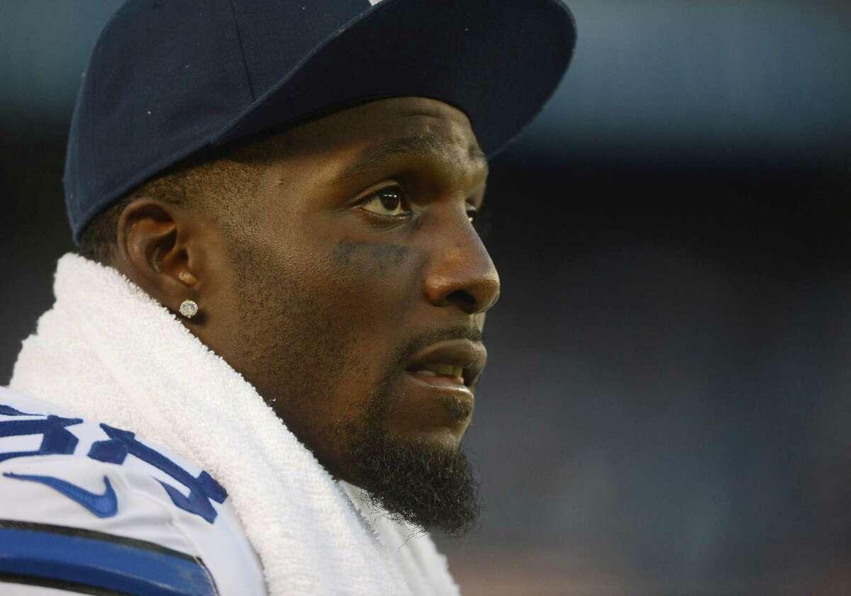 Dallas' Dez Bryant, who will make $1.8 million this year, believes he deserves to be paid like a top NFL wide receiver.