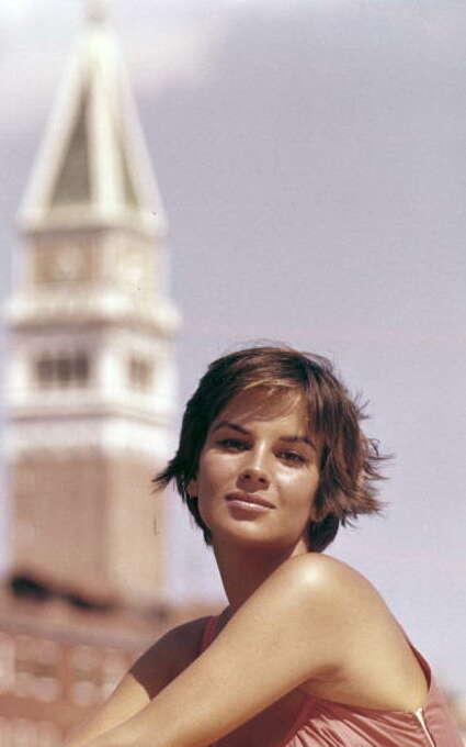 Antonella Lualdi At Venice Film Festival 1957. Photo: GAROFALO Jack, Paris Match Via Getty Images / Paris Match Archive