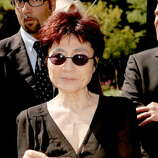 Yoko Ono during 2004 Venice Film Festival.