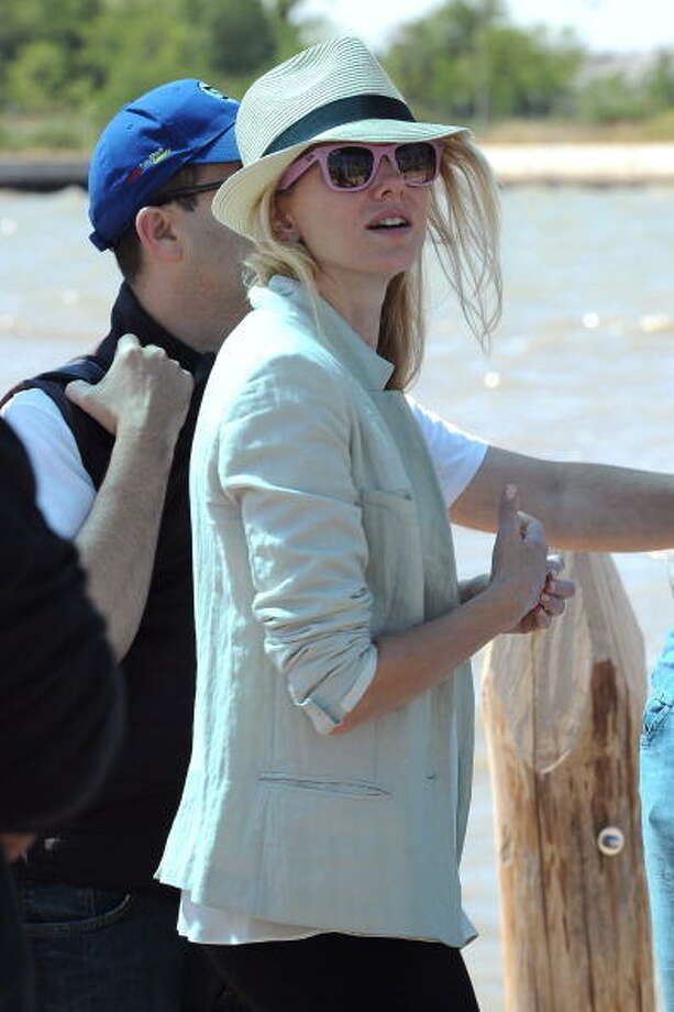 Naomi Watts on August 28, 2012 in Venice, Italy.  (Photo by Jacopo Raule/FilmMagic) Photo: Jacopo Raule, FilmMagic