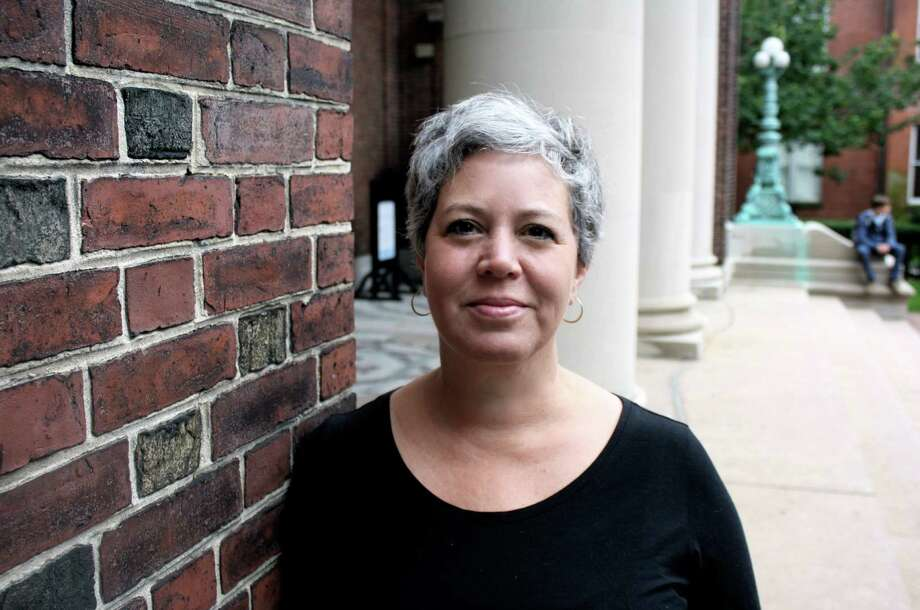 New York-based writer Jean Zimmerman will give a talk at the Lockwood-Mathews Mansion Museum in Norwalk, Conn., on Wednesday, Sept. 10, 2014 about her 2012 book, ìLove Fiercely: A Gilded Age Romance.î Photo: Contributed Photo / Stamford Advocate Contributed photo