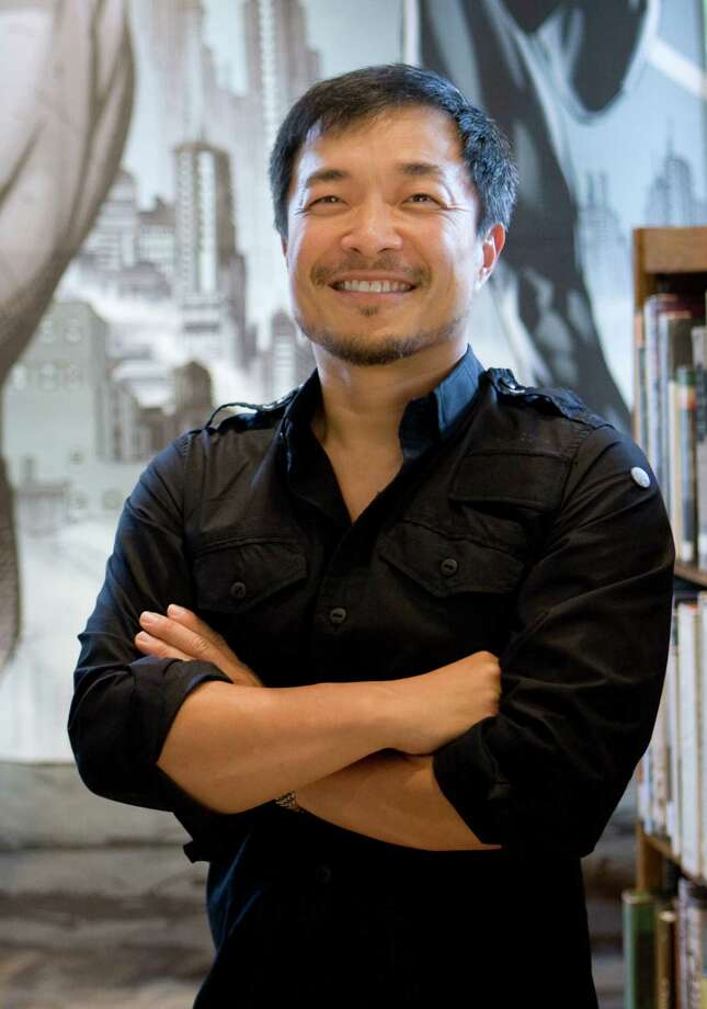 Jim Lee – co-publisher of DC Entertainment. Lee is one of the most revered and respected artists in all of American comics. His work on Marvel Comics' legend X-Men continues to hold the all-time sales record for single-issue sales at an incredible 8 million copies sold in one month. Jim Lee had popular runs on Batman, Superman and Justice League Photo: Courtesy Photo