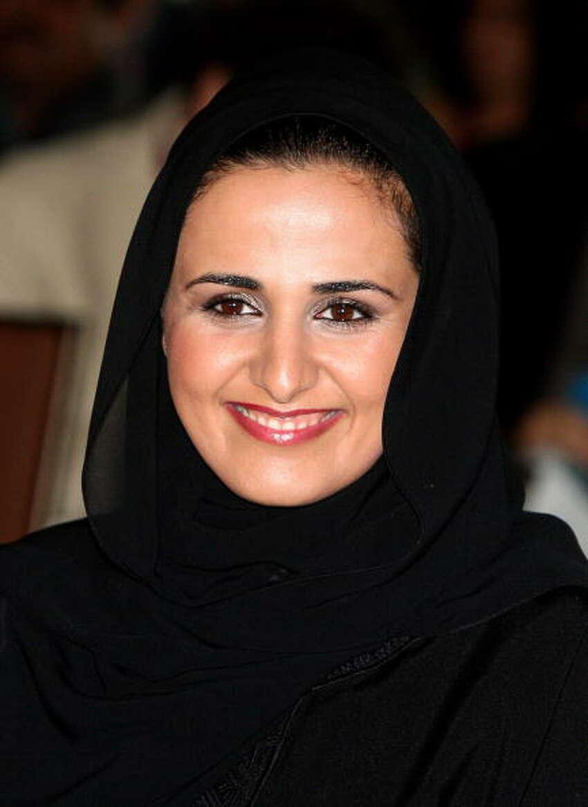 Sheikha Mayasssa Al Thani Art Collector / Art Dealer, Qatar . Source: forbes.com
