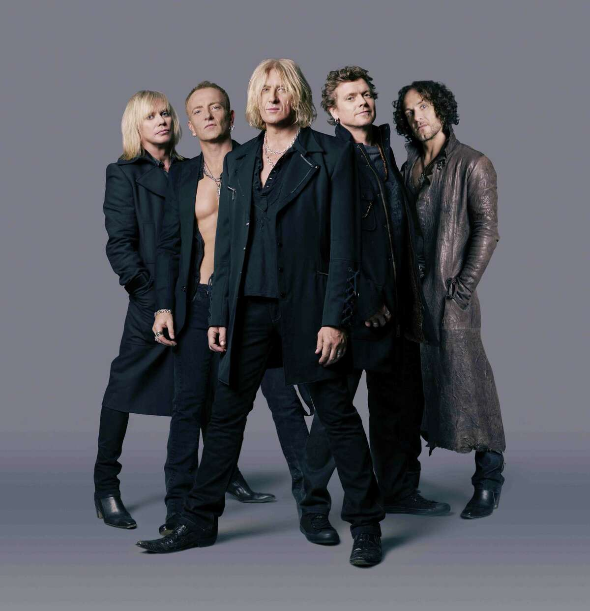 Def Leppard (shown), Styx and Tesla will play the Cynthia Woods Mitchell Pavilion on Aug. 22.PHOTOS: Concerts coming soon to Houston ...