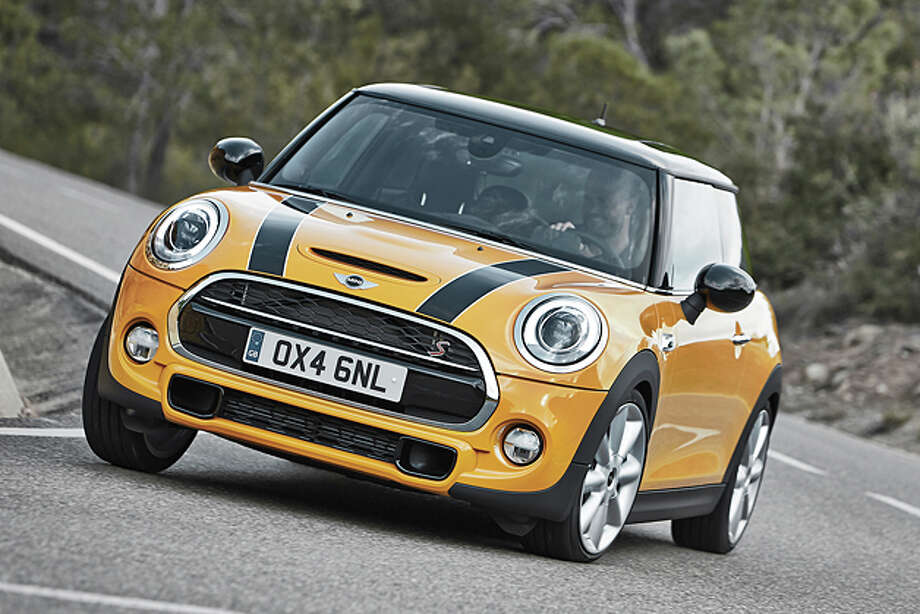 2014 MINI Cooper S (photo courtesy MINI) Photo: DANIEL_KRAUS