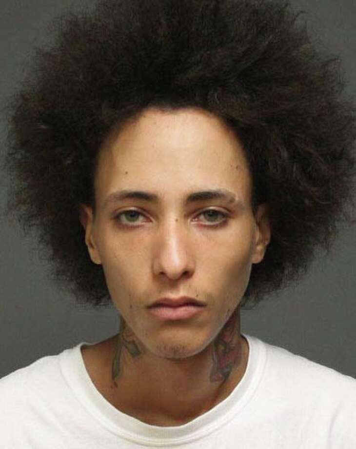 Miguel Angel Rolon Martinez, 18, of Bridgeport, was arrested Tuesday in connection with a burglary on Black Rock Turnpikie. Photo: Contributed Photo /  Fairfield Citizen contributed