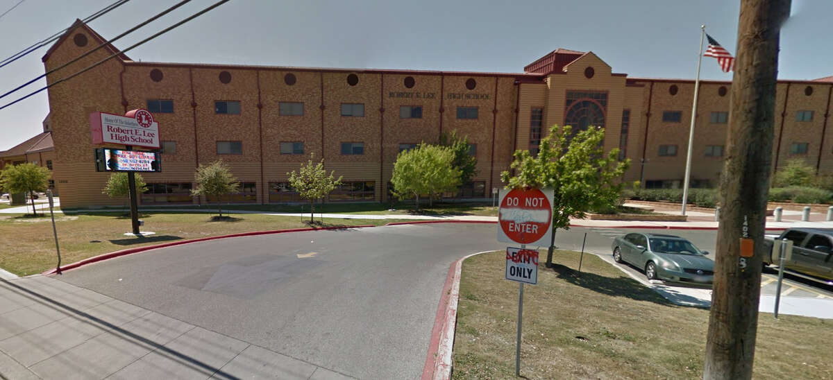 Lee High School in North East ISD was named for ...