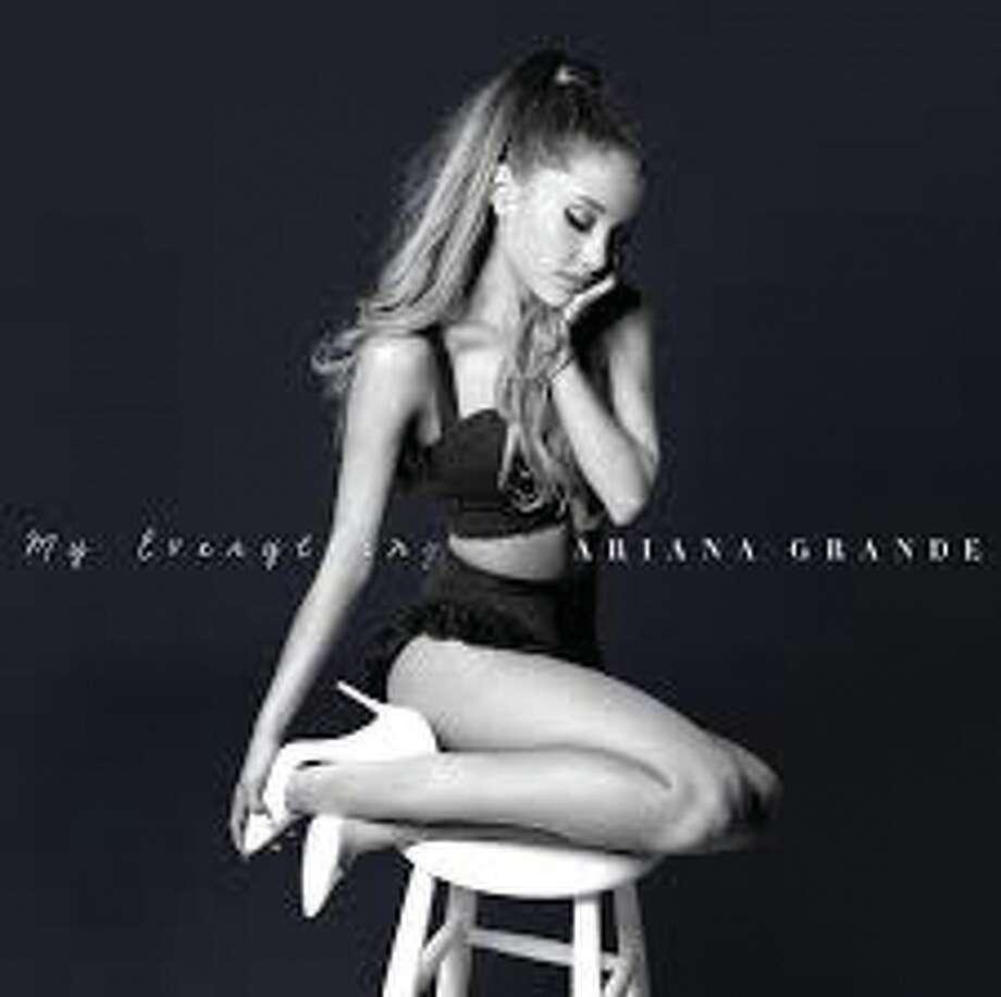 "Ariana Grande ""My Everything"""