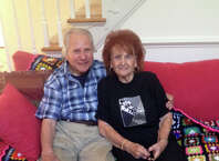 Monte Rabin and his sister Grace Zucker recently reunited after nearly 50 years of not having seen each other.