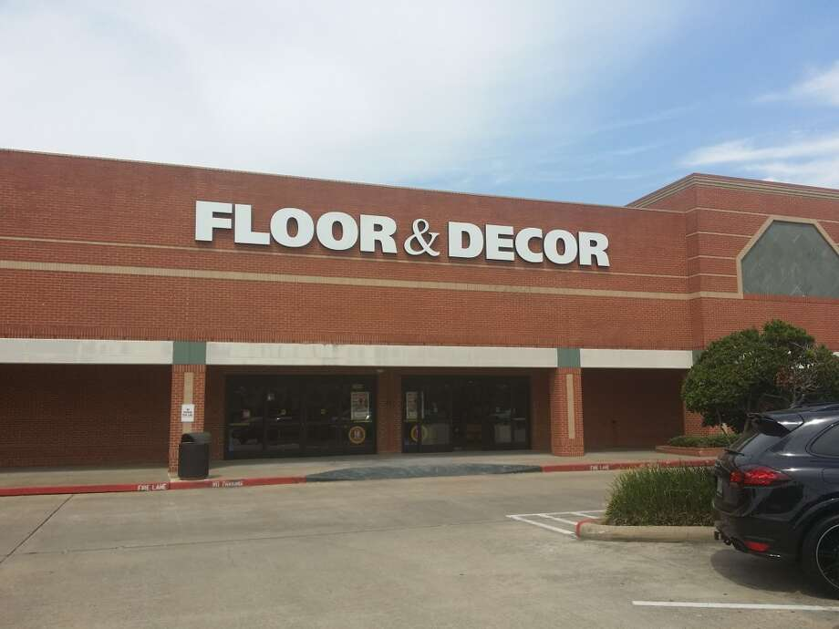 Floor & Decor opened in a former Kroger store in Sugar Land. Photo: Floor & Decor