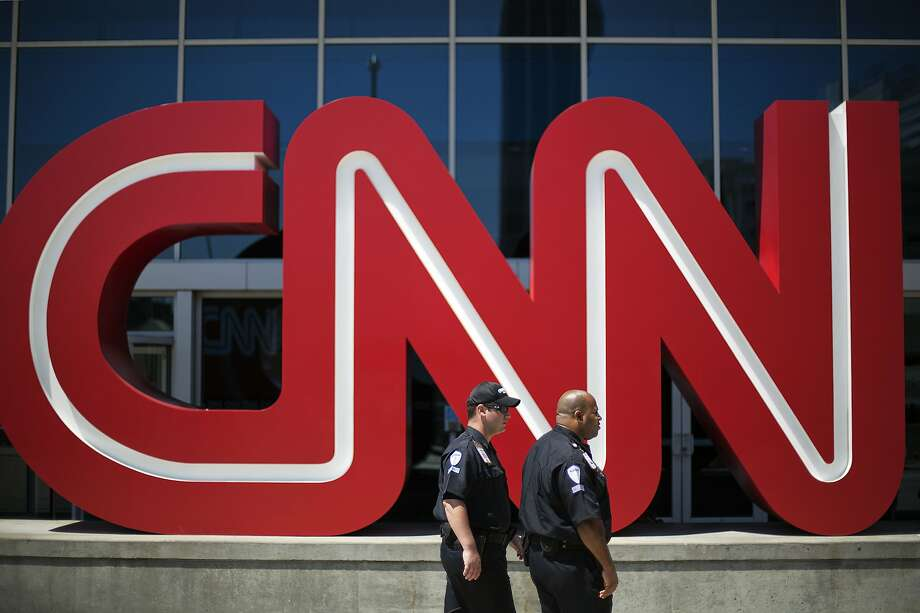 CNN is one of the networks owned by Turner, which is cutting jobs in a restructuring. Photo: David Goldman, Associated Press