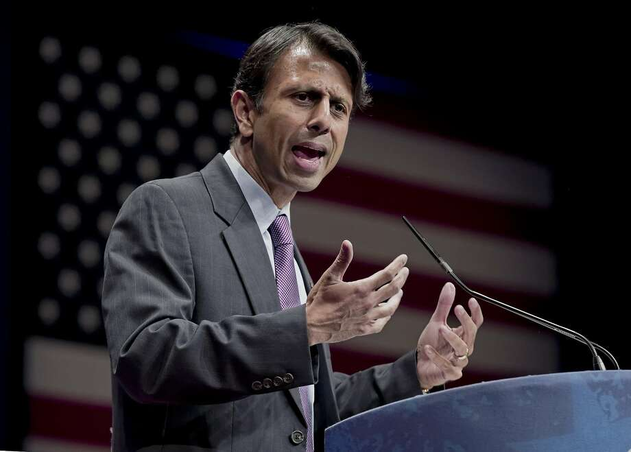 "Republican Gov. Bobby Jindal says the government has ""hijacked and destroyed"" Common Core. Photo: J. Scott Applewhite, Associated Press"