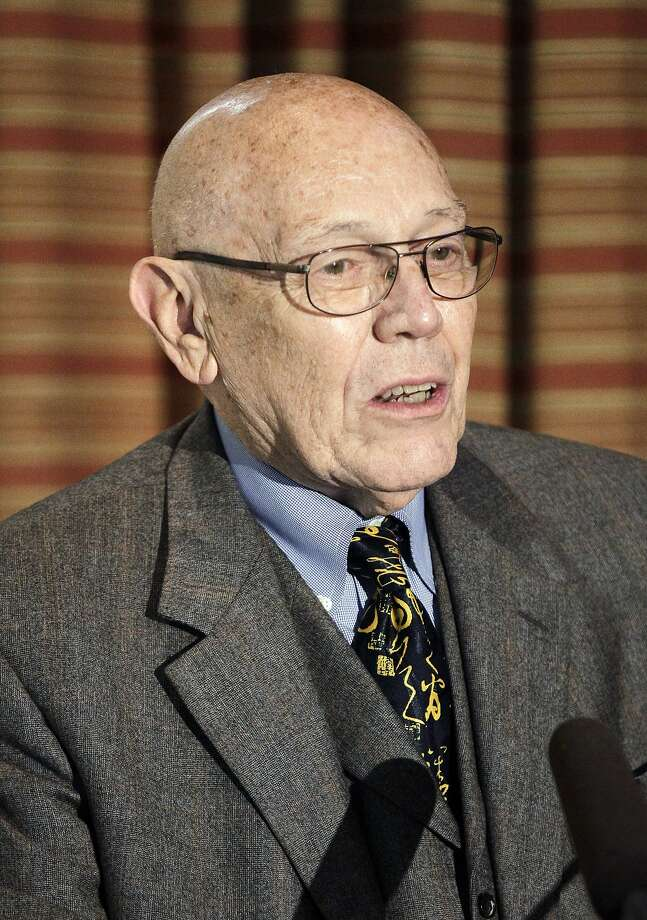 George Barrett helped desegregate public colleges in Tennessee. Photo: Mark Humphrey, Associated Press