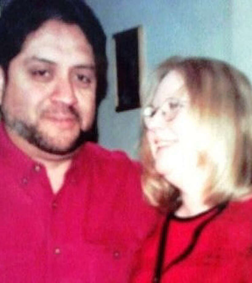 Vickie Castilleja and husband Rick. Their reunion was all too short, but she cherishes the years they had together. Photo: Courtesy Photo