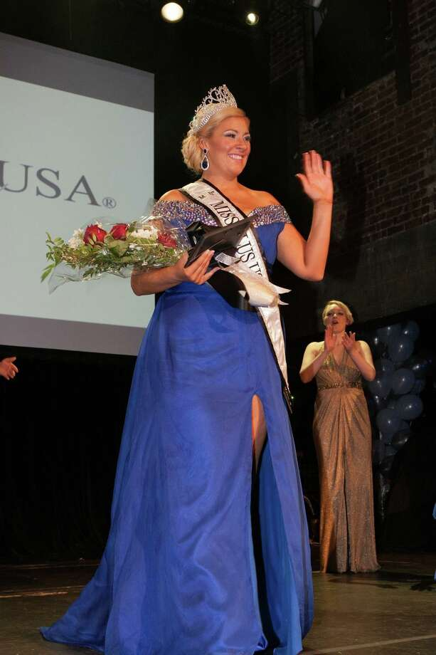 Miss Oregon Plus, Tara de Alicante took the title of Miss Plus USA earlier this month.  Teen Plus USA went to Mackenzie Barnes also from Oregon. Plus USA Woman for those aged 31-40 went to Apriel Biggs of New York. Photo: Miss Plus USA