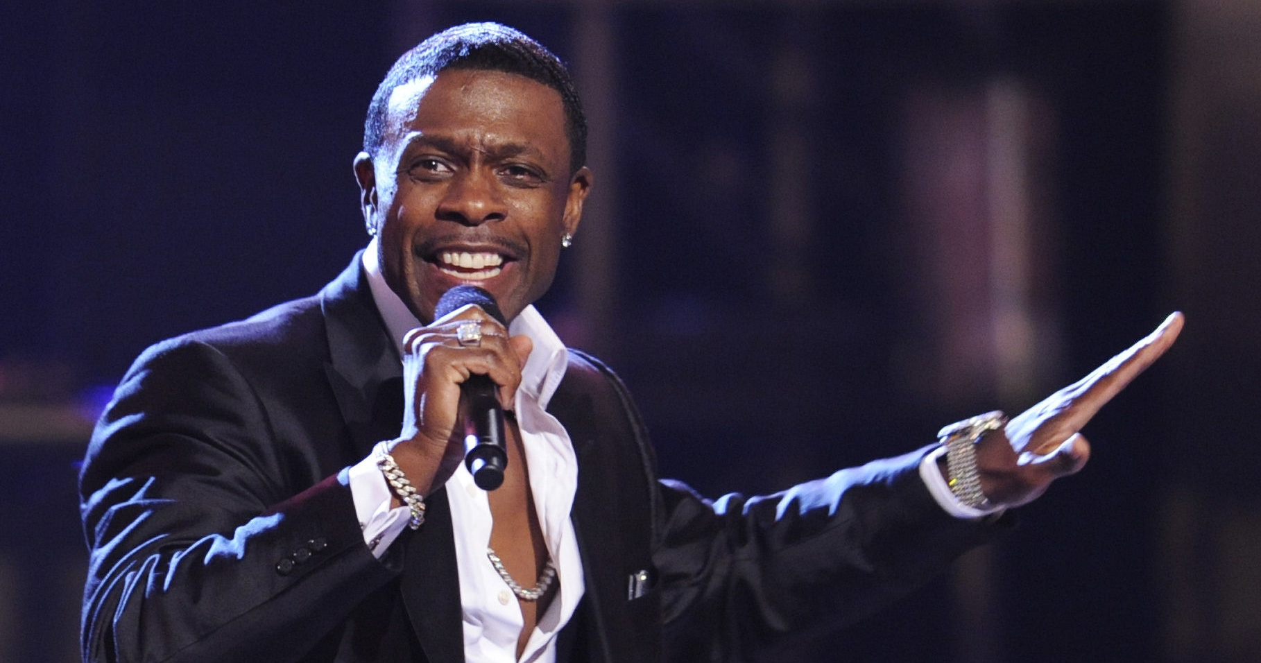 Keith Sweat, Ginuwine lead lineup of '90s R&B stars for Alamodome's 'Love & Happiness Show'