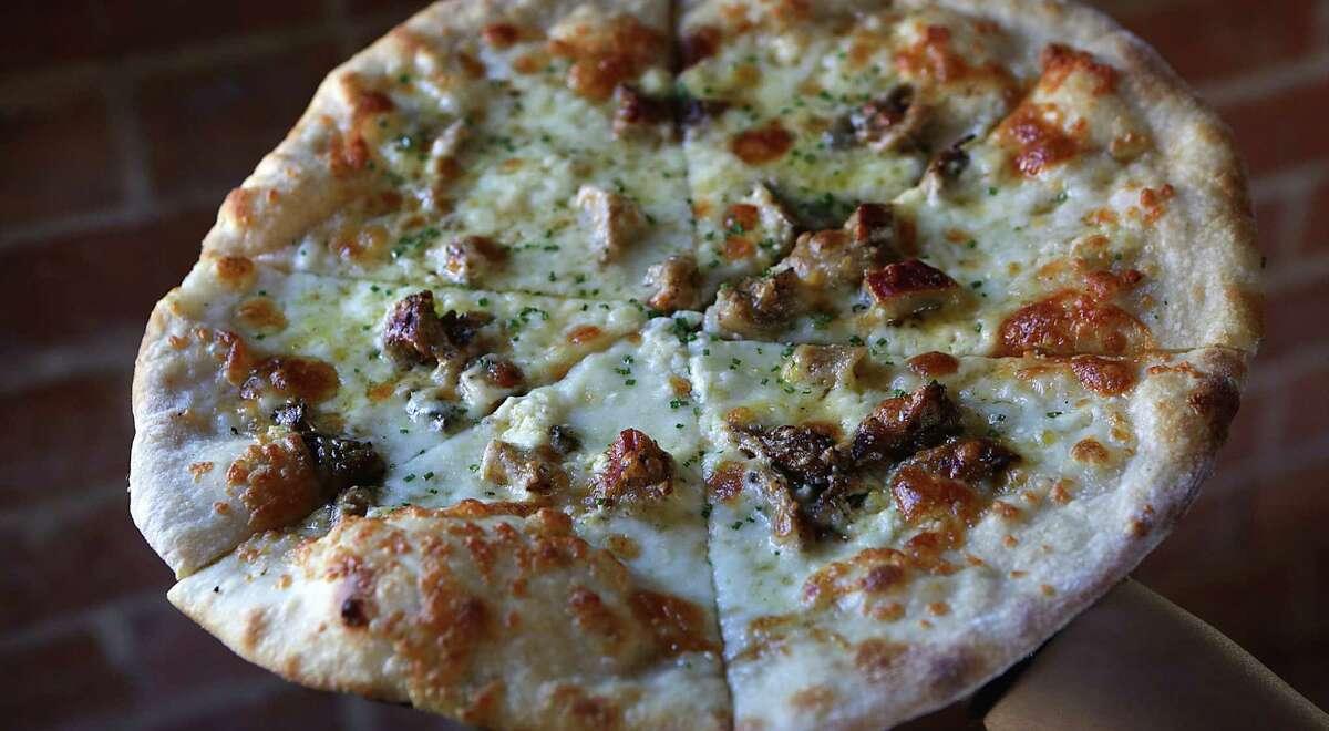 1. Barbaro for pizza