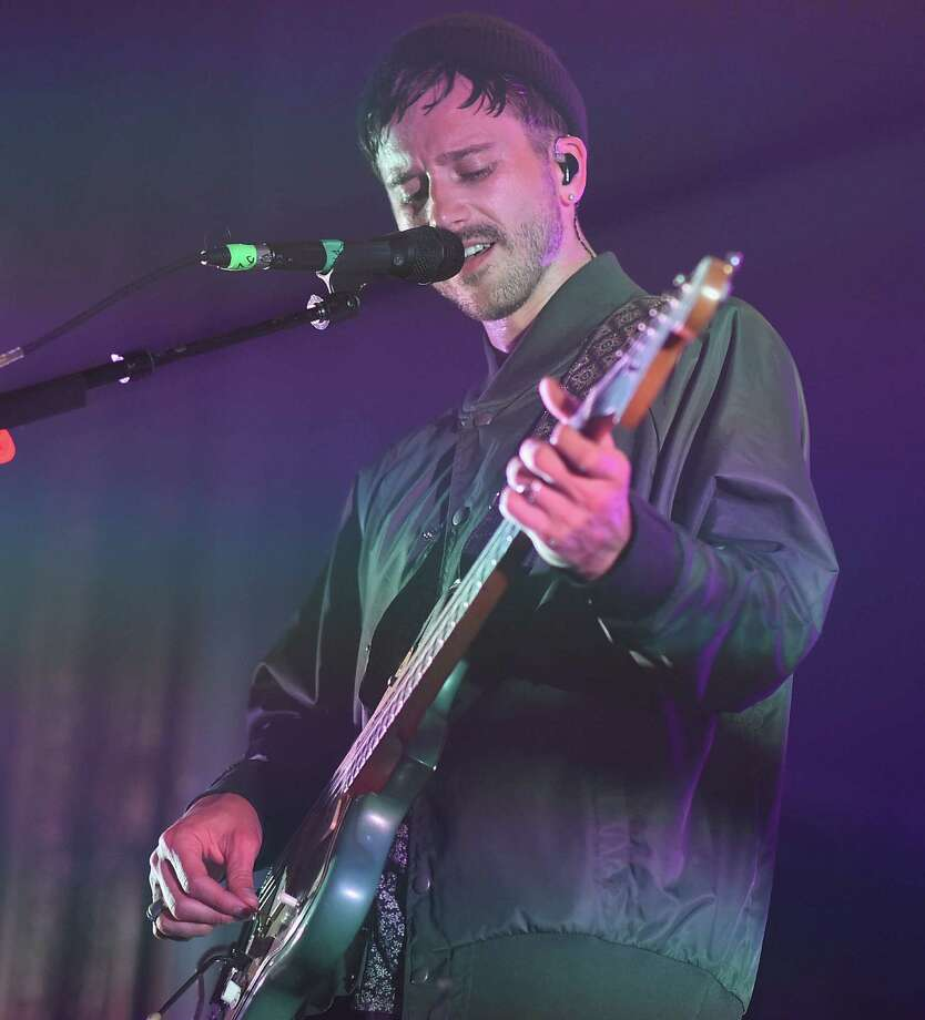 John Gourley of Portugal. The Man will be one of the headliners at Sunday's Float Fest music festival along the San Marcos River. Photo: Getty Images / 2014 Getty Images