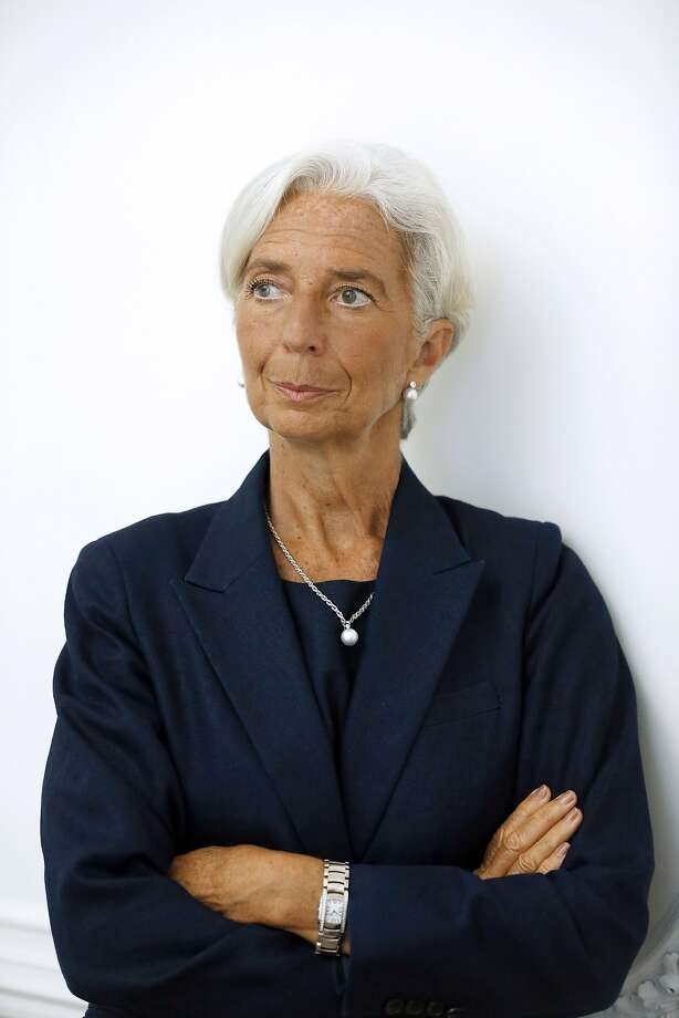 IMF chief Christine Lagarde is a former French finance minister. Photo: Thomas Samson, AFP/Getty Images