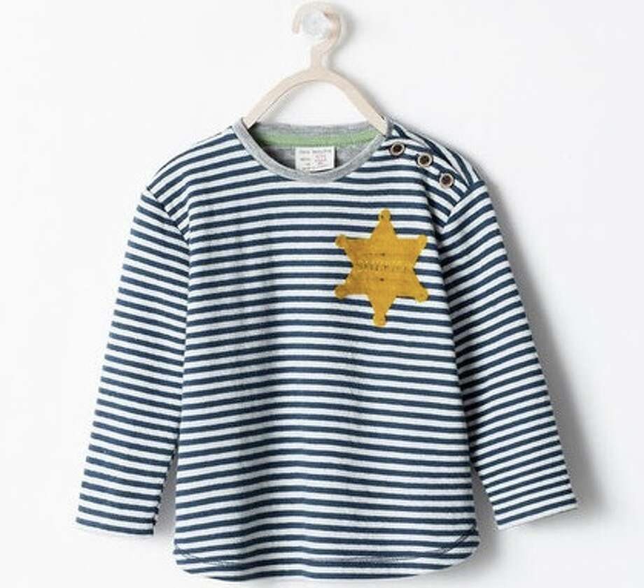 This week, Zara removed a pajama top that many felt resembled a Nazi concentration camp uniform from its online retail sites after outcry on social media.Click through the slideshow for more children's fashion mishaps over the years.