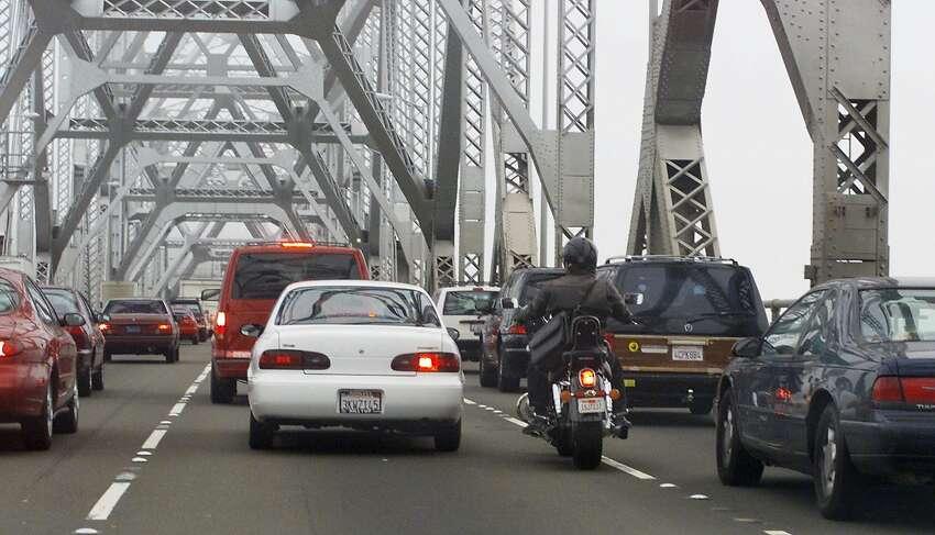 2. San Francisco (World rank: 26) Congestion level: 34 percent Morning peak: 53 percent Evening peak: 58 percent