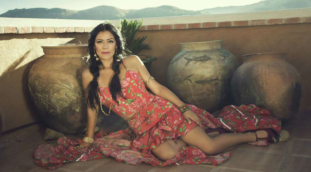 Lila Downs moves from the small Esperanza Center to the Majestic Theatre to further showcase her musical passion and vision.