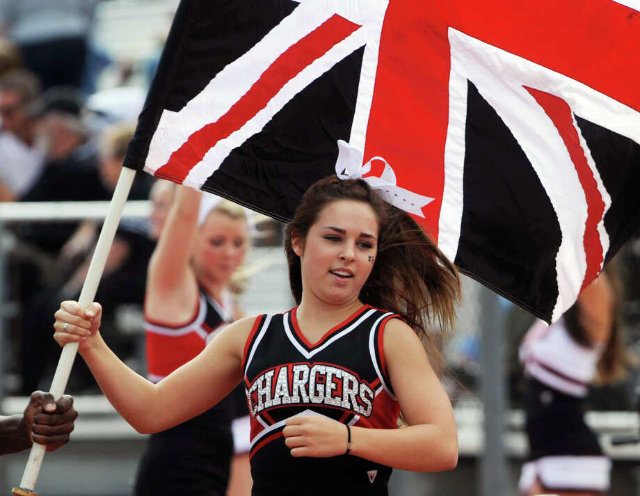 Gold: Winston Churchill High School Photo: Billy Calzada, San Antonio Express-News / © San Antonio Express-News