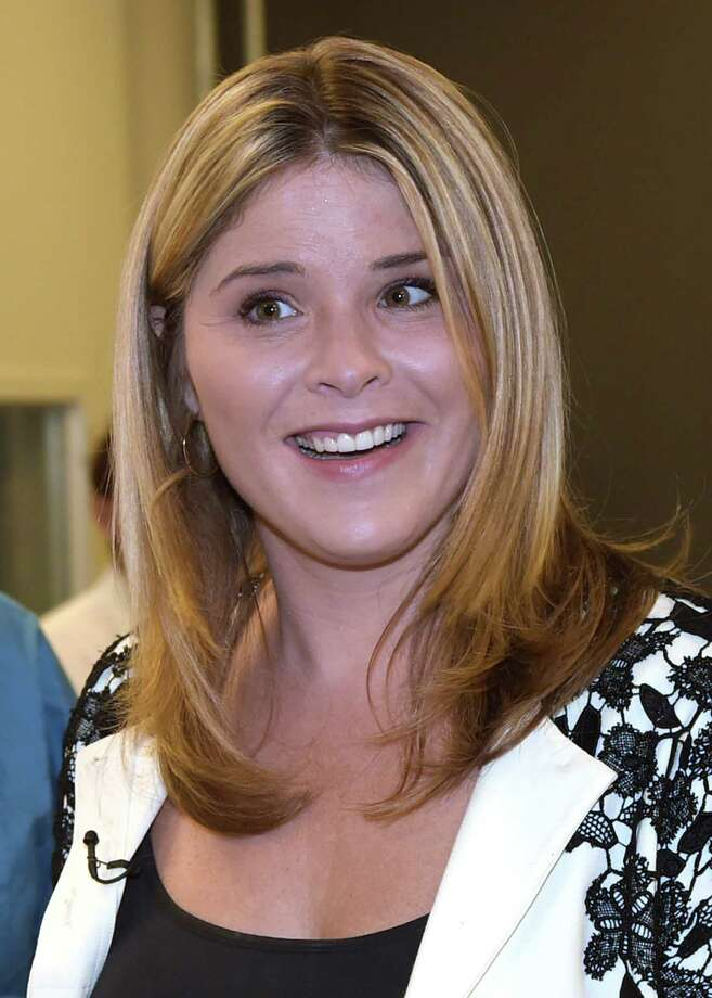 Former First Daughter Jenna Bush Hager will share a Fairfield University stage in February with the daughter of one of her father's chief adversaries, House Minority Leader Nancy Pelosi. Photo: Rick Diamond, Getty Images / 2014 Getty Images