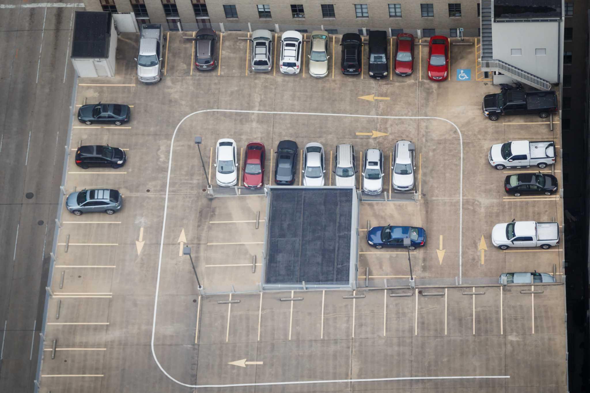 deregulate parking houston chronicle