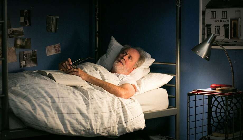 John Lithgow plays a man who must live apart from  his husband for a while. Photo: Sony Pictures Classics